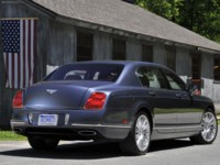 Bentley Continental Flying Spur Speed 2009 poster