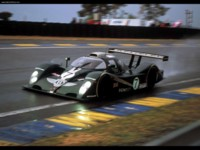 Bentley EXP Speed 8 2001 poster