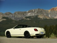 Bentley Continental Supersports Convertible 2011 poster