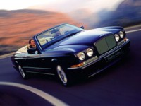 Bentley Azure 2001 poster