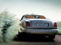 Bentley Azure T 2009 poster