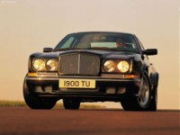 Bentley Continental T 2002 poster