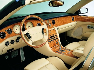 Bentley Arnage Drophead Coupe 2005 Poster 521444 Printcarposter