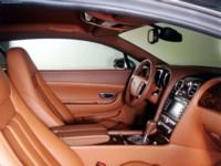 Bentley Continental GT Prototype 2002 poster