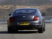 Bentley Continental Supersports 2010 poster