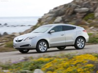 Acura ZDX 2010 poster