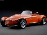 Rinspeed Roadster Concept 1995 poster