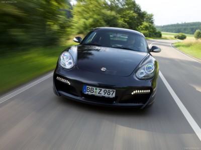 TechArt Porsche Cayman 2010 poster #523807