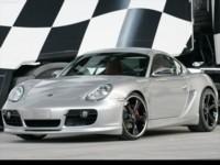 TechArt Porsche Cayman 2006 poster