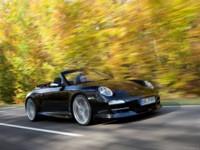 TechArt Porsche 911 Cabrio Aerokit I 2009 poster