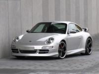 TechArt Porsche 911 Carrera 4 997 2006 poster