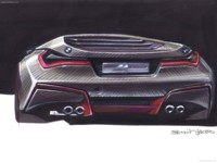 BMW M1 Concept 2008 poster