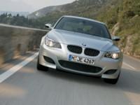 BMW M5 2005 poster