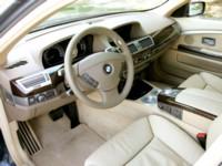 BMW 750i 2006 poster