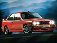 BMW M3 Evolution 1988 poster
