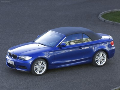 Bmw 135i Convertible 2010 Poster 527703
