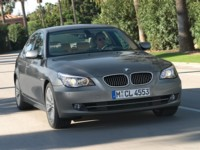 BMW 5-Series 2008 poster