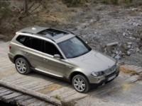 BMW X3 2007 poster