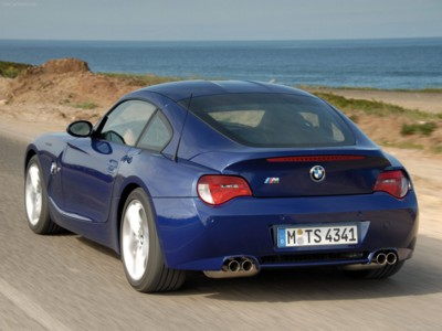 BMW Z4 M Coupe 2006 poster #529150 - PrintCarPoster.com