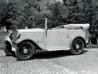 BMW 320 PS Tourer 1932 poster