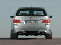 BMW M5 Touring 2008 poster