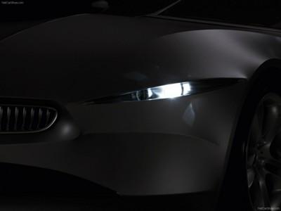 Bmw Gina Light Visionary Model Concept 2008 Poster 530714