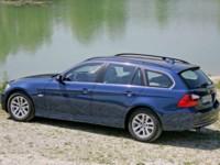 BMW 325i Touring 2006 poster #530355 - PrintCarPoster.com