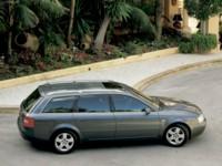 Audi A6 Avant 2001 poster