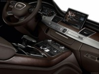 Audi A8 2011 poster