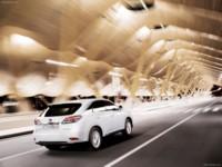 Lexus RX 450h 2010 #537219 poster