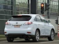 Lexus RX 450h 2010 #537222 poster