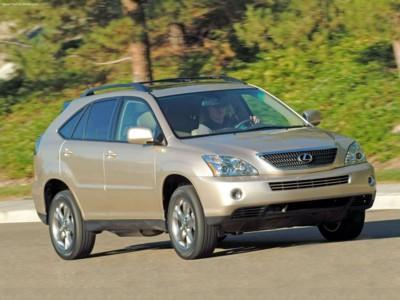 Lexus RX400h 2005 poster #537260