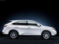 Lexus RX 450h 2010 #537281 poster