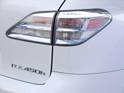 Lexus RX 450h 2010 poster #537293