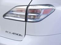 Lexus RX 450h 2010 #537293 poster