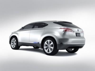 Lexus LF-Xh Concept 2007 poster #537311