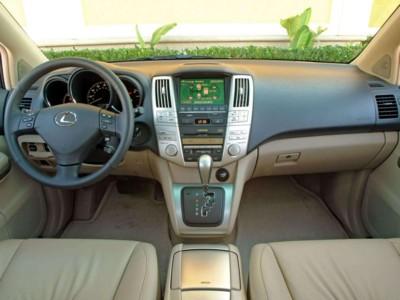 Lexus RX400h 2005 poster #537314