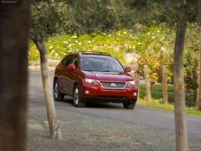 Lexus RX 450h 2010 poster #537376