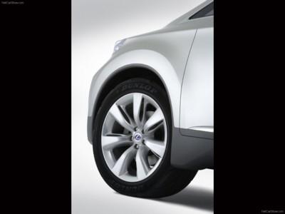 Lexus LF-Xh Concept 2007 poster #537407