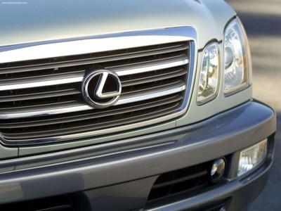 Lexus LX470 2003 poster #537516
