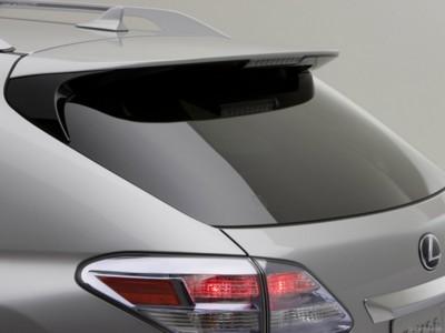 Lexus RX 450h 2010 poster #537578
