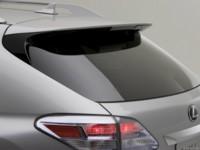 Lexus RX 450h 2010 #537578 poster