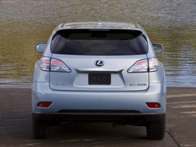 Lexus RX 450h 2010 poster #537593