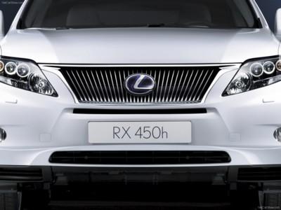 Lexus RX 450h 2010 poster #537647