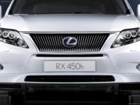 Lexus RX 450h 2010 #537647 poster
