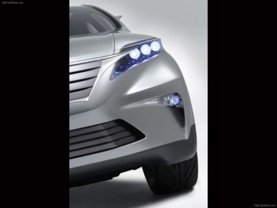 Lexus LF-Xh Concept 2007 poster #537666