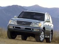 Lexus LX470 2003 #537720 poster