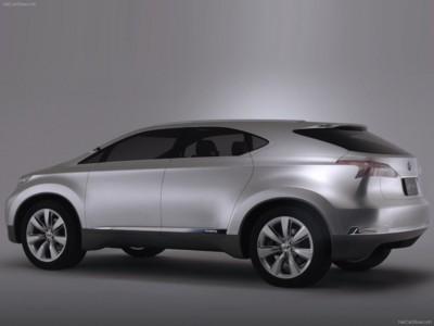 Lexus LF-Xh Concept 2007 poster #537747