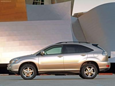 Lexus RX400h 2005 poster #537810