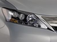 Lexus HS 250h 2010 poster